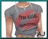 (A) Free Kisses Tomorrow