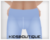 -Child Blue Leggings