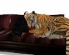 Cuddle Tiger and Sofa