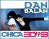 D. Balan Chica Bomb 1-14