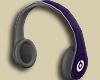 M  Beats by Dre - Purple