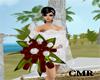 CMR Wedding Bouquet R/W
