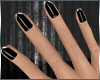 [SC]Nails Chrome Black