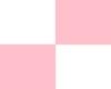 confetti - white pink