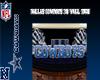 Cowboys 3D Wall Sign