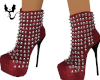 Rouge Stud Boots
