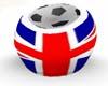 CLBC Brit Footie beanbag