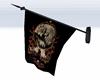 vampire castle flag