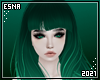 E!   Xayah Hair