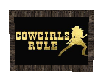 Country Cowgirl Rules