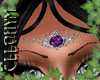 ~E- Headdress Amethyst