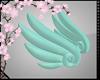 Pastel Blue Wings