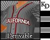 KD- Baseball Jersey
