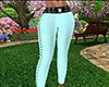 Lt Blue Skinny Pants RL