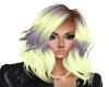 Hair Grape Lemon Lizzy