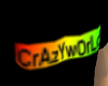 Female Crazyworld Staff