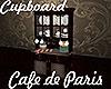 [M] Cafe Paris Cupboard