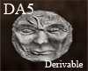 (A) Animated Stone Face