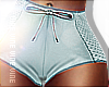 Retro Shorts Blue RLL