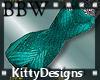 KD+ Mermaid skirt BBW