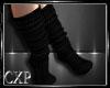 CXP Black Socks