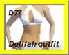 Delilah outfit-White