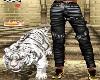 pant blackbastard tiger