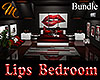 [M] Lips Bedroom BUNDLE