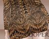 !A golden skirt