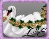 Beautiful Rose Swans 3