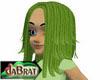 ~MDB~ GREEN STREAK HAIR