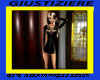 GSTZ ALEXIA DRESS BLACK