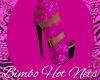 Bimbo Hot Net Heels