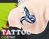 [C] Wolf Tattoo