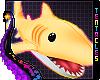 🦈 Shark Plush| Yellow