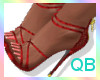 Q~Twinkle Shoe Red