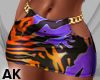 Africa Skirt RLL