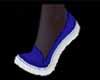 Aari Blue Glow Sneakers