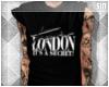+ T tank: London