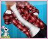 !B! Red Plaid Shirt