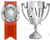 [iL] 2ND Place Trophy