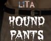 Hound Suit Pants