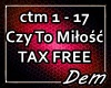 !D! Tax Free Ballada