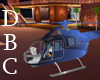 *DBV* Blue Helicopter