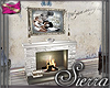 ;) Our Nursery Fireplace