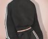 Sweater, black.