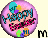 M. Happy Easter