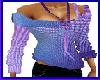 Pretty in Purple Silk