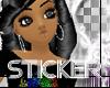 Caii's Sticker
