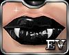 FaNgs On Black Lips EV